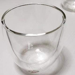 ボダム(bodum)のボダム ダブルウォールグラス1個(タンブラー)
