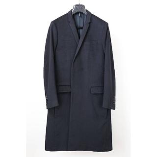 ディオールオム(DIOR HOMME)の国内正規品 Dior homme 10aw カシミヤ100% チェスターコート(チェスターコート)