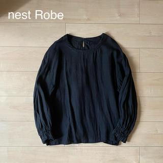nest Robe - (セットアップ可)nest Robe ネストローブ ブラウス