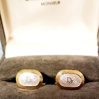 クリスチャンディオール(Christian Dior)のクリスチャンディオール カフスセット 本体のみになります(カフリンクス)