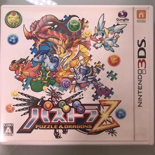 ニンテンドー3DS(ニンテンドー3DS)のパズドラZ 3DS(家庭用ゲームソフト)