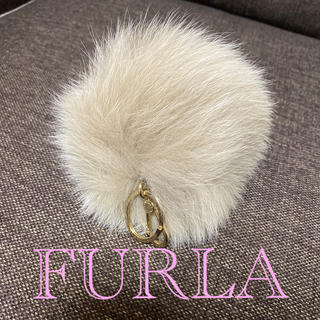 Furla - FURLA フルラ チャーム ファー