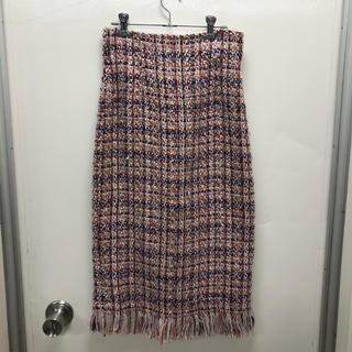 MERCURYDUO - 【ニット編み!】マーキュリーデュオ ニットスカート