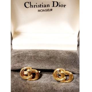 クリスチャンディオール(Christian Dior)のクリスチャンディオール カフスセット本体のみになります(カフリンクス)