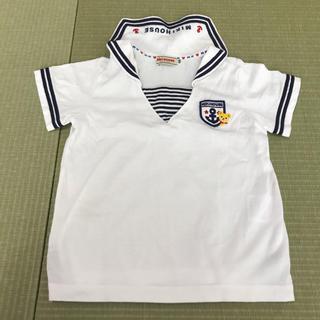 mikihouse - Tシャツ 100cm ミキハウス セーラー襟