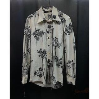Yohji Yamamoto - Archivio J.M. Ribot 20AW 花柄刺繍シャツ 希少