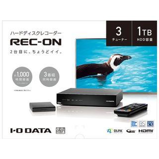 新品 REC-ON HVTR-T3HD1T
