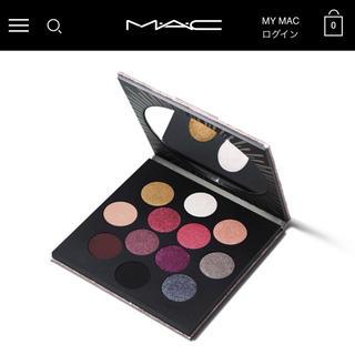MAC - 定価以下♡ Mac クリスマス アイシャドウパレット 【購入時コメント不要です】