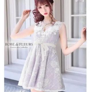 ROBE - 【ROBE de FLEURS/ローブドフルール】 ドレス