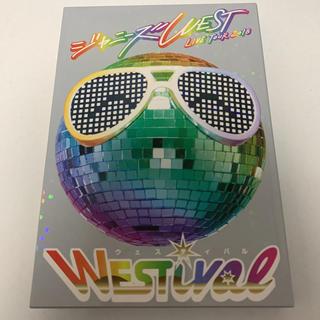 ジャニーズWEST - WESTival 初回盤 Blu-ray
