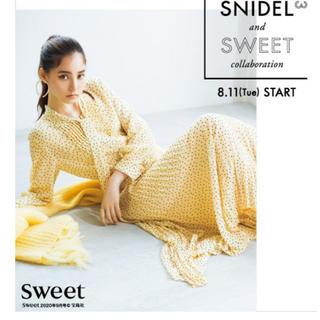 snidel - 新木優子さん着用 マキシワンピ