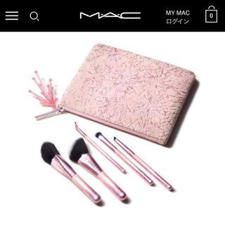 MAC - 定価以下♡ マック ブラシセット 【購入時コメント不要です】