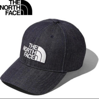 ザノースフェイス(THE NORTH FACE)の新品 ノースフェイス キャップ NN02044 ID インディゴ(キャップ)