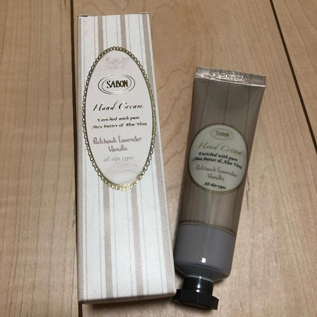 SABON(サボン)の【新品未使用】SABON ハンドクリーム 50ml コスメ/美容のボディケア(ハンドクリーム)の商品写真