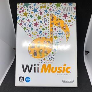 ウィー(Wii)のWii Music Wii ソフト(家庭用ゲームソフト)