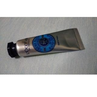 L'OCCITANE - ロクシタン シア SH ハンドクリーム 10ml 乾燥対策 保湿力抜群 定番品