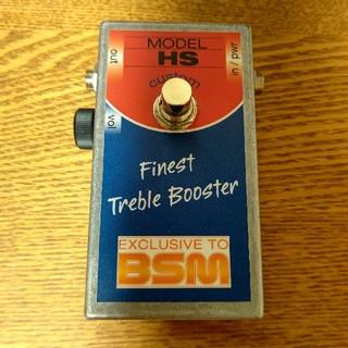 BSM HS-CUSTOM(エフェクター)