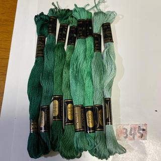 オリンパス(OLYMPUS)のオリムパス刺繍糸 345(生地/糸)