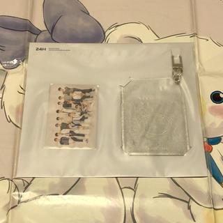 セブンティーン(SEVENTEEN)の木 通常 ノーマル カードポケット 24H 新品 seventeen セブチ(K-POP/アジア)