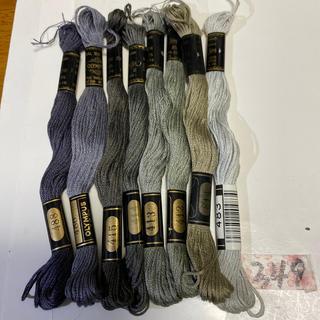 オリンパス(OLYMPUS)のオリムパス刺繍糸 349(生地/糸)