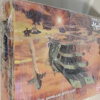 BANDAI - 宇宙戦艦ヤマト2199バルグレイ