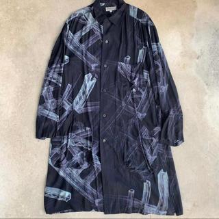 Yohji Yamamoto - yohji yamamoto カラスシャツ