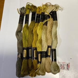 オリンパス(OLYMPUS)のオリムパス刺繍糸351(生地/糸)
