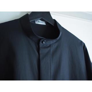 HYKE - 【新品未使用】The Reracs ノーカラーシャツ