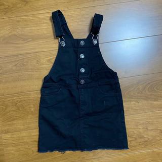 エイチアンドエム(H&M)のH&M ジャンパースカート(スカート)