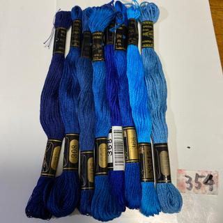 オリンパス(OLYMPUS)のオリムパス刺繍糸354(生地/糸)