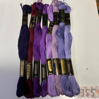 オリンパス(OLYMPUS)のオリムパス刺繍糸355(生地/糸)