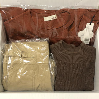 snidel - 新品♡snidel&Lily brown