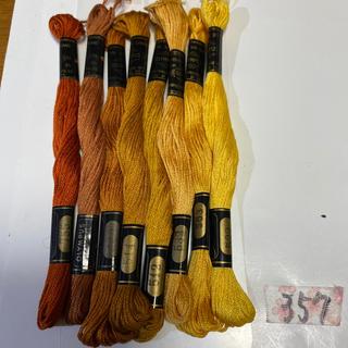 オリムパス刺繍糸357