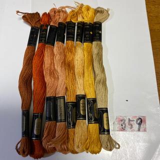 オリンパス(OLYMPUS)のオリムパス刺繍糸359(生地/糸)