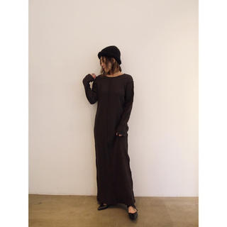BEAUTY&YOUTH UNITED ARROWS - SOLOV♡THERMAL ROMA DRESS