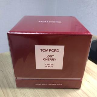 トムフォード(TOM FORD)のTom Ford トムフォード Lost Cherry キャンドル200g(キャンドル)