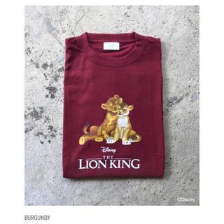 アリシアスタン(ALEXIA STAM)のTHE LION KING TEE(Tシャツ(半袖/袖なし))
