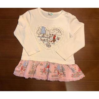 ニットプランナー(KP)の値下げ中‼︎【美品】ニットプランナー 長袖 90(Tシャツ/カットソー)