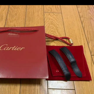 カルティエ(Cartier)のカルティエ  革ベルト(腕時計(アナログ))