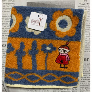 Little Me - タオル美術館 タオルハンカチ リトルミー