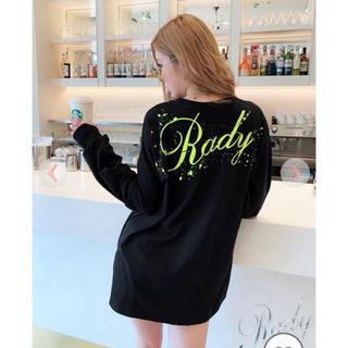 Rady - RADY★新品ペイントTシャツ