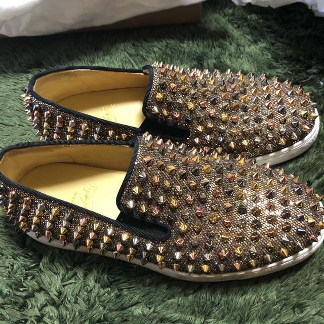 Christian Louboutin(クリスチャンルブタン)のクリスチャンルブタン レディースの靴/シューズ(スニーカー)の商品写真