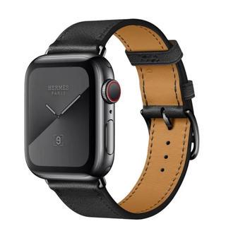 Hermes - Apple Watch series 5 HERMES 40mmシンプルトゥール