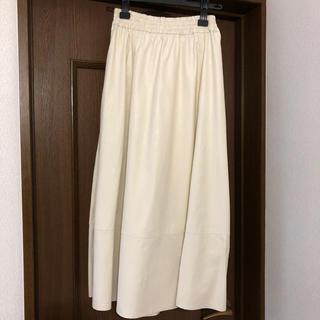 ロンハーマン(Ron Herman)のロンハーマン   合皮スカート (ロングスカート)