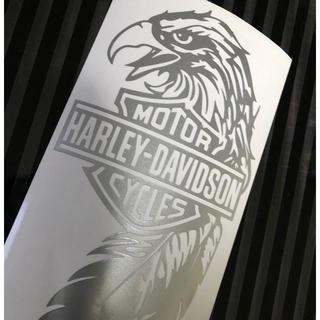 Harley Davidson - ハーレーダビッドソン  イーグル ステッカー