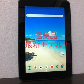 ANDROID - 【極美品最新モデル!】 10.1インチ 日本製 Android タブレット 本体