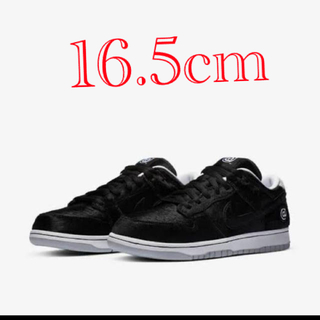 ナイキ(NIKE)のNIKE SB DUNK LOW PRO QS PS 『BE@RBRICK 』(スニーカー)