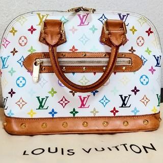 LOUIS VUITTON - LOUIS VUITTON☆ルイヴィトン マルチカラー アルマ ハンドバッグ