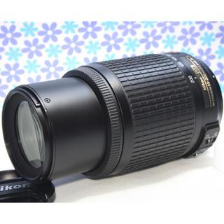 ニコン(Nikon)の手振れ補正★Nikon AF-S 55-200mm VR★おすすめ望遠レンズ★(レンズ(ズーム))