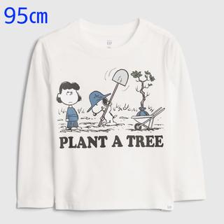 ベビーギャップ(babyGAP)のspecial price『新品』babyGap 長袖Tシャツ 95㎝(その他)
